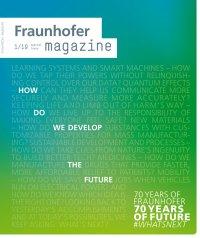 Fraunhofer magazine 1 2019